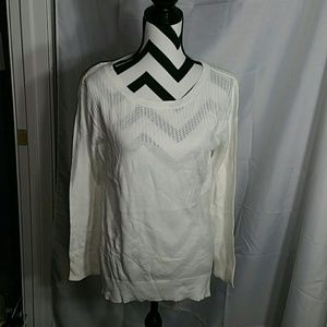 New York & Co high low sweater